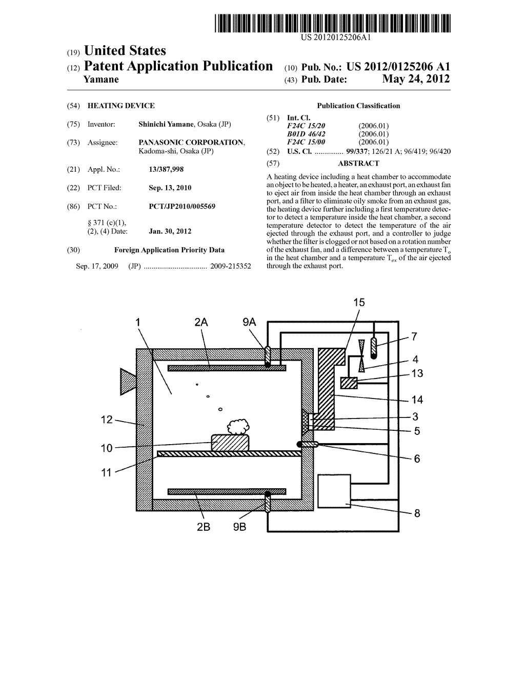 HEATING DEVICE - diagram, schematic, and image 01