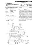 EXHAUST GAS RECIRCULATION CONTROL DEVICE OF INTERNAL COMBUSTION ENGINE diagram and image