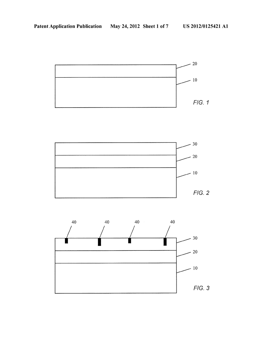 LOW COST SOLAR CELL MANUFACTURE METHOD EMPLOYING A REUSABLE SUBSTRATE - diagram, schematic, and image 02