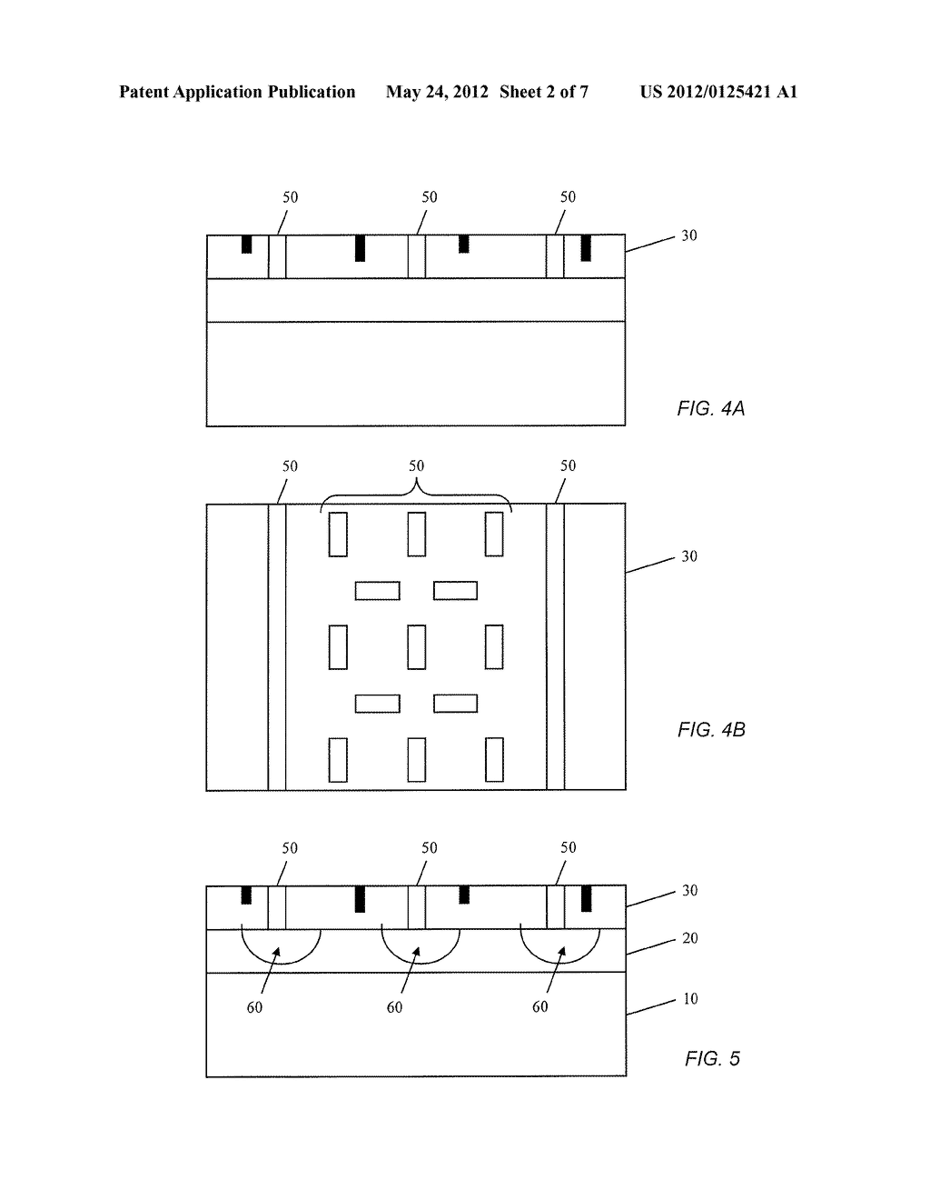 LOW COST SOLAR CELL MANUFACTURE METHOD EMPLOYING A REUSABLE SUBSTRATE - diagram, schematic, and image 03