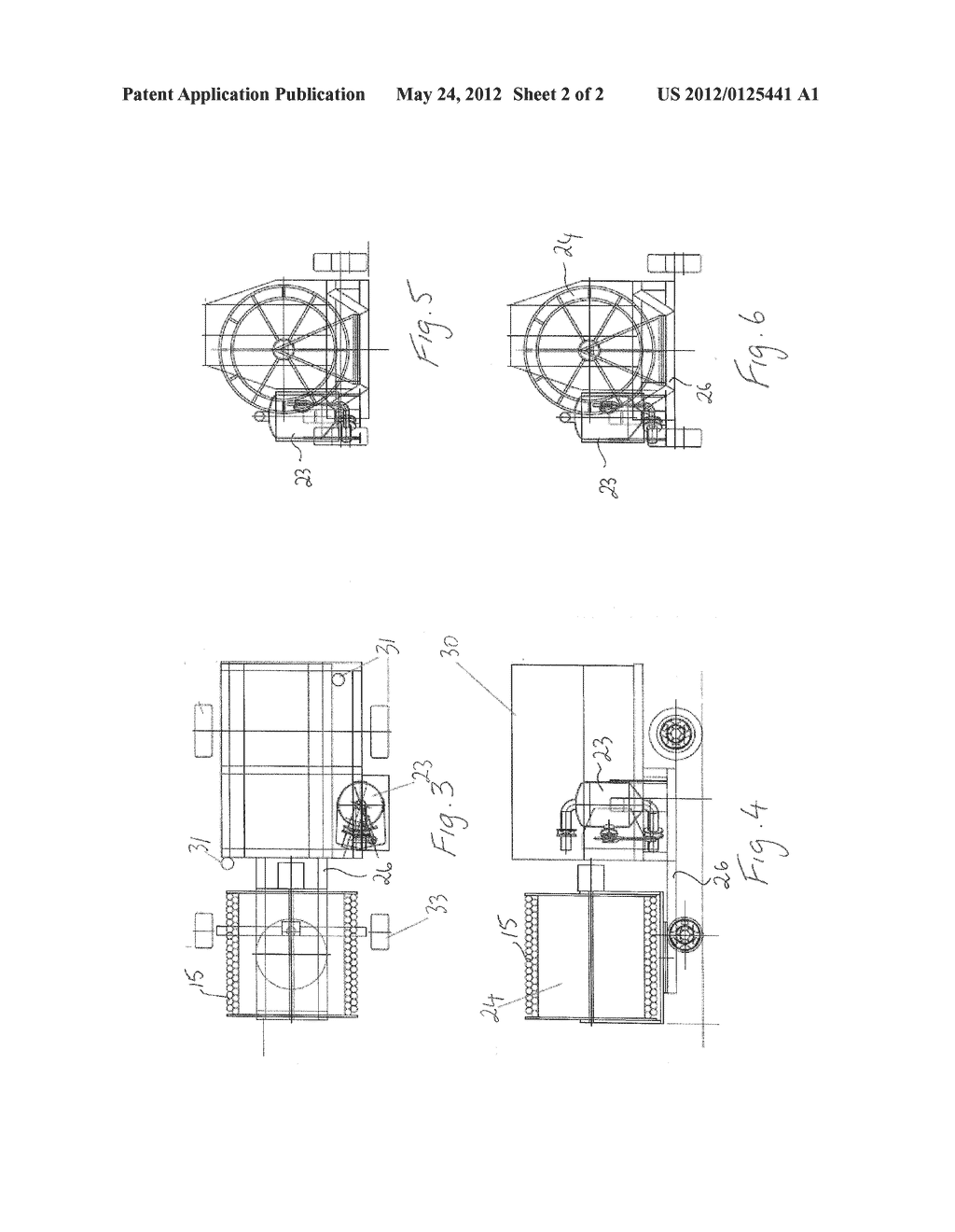 SLUDGE EXTRACTION APPARATUS AND METHOD - diagram, schematic, and image 03