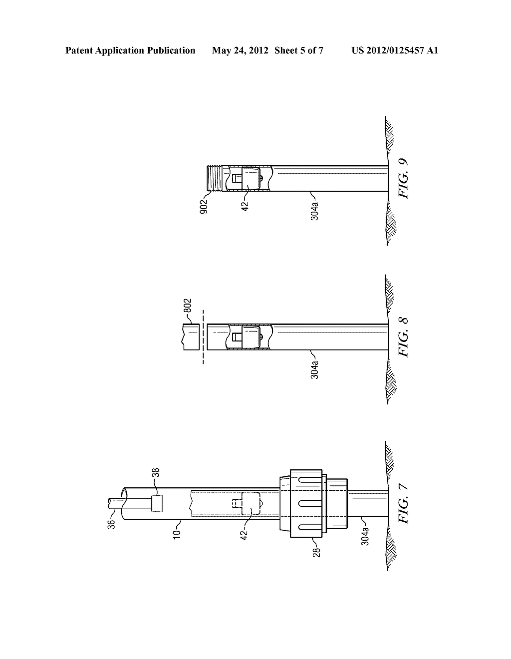 GAS DIVERSION DEVICE AND METHOD FOR PIPE REPAIR THEREWITH - diagram, schematic, and image 06
