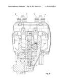 Hydraulic Main Valve and Auxillary Valve diagram and image