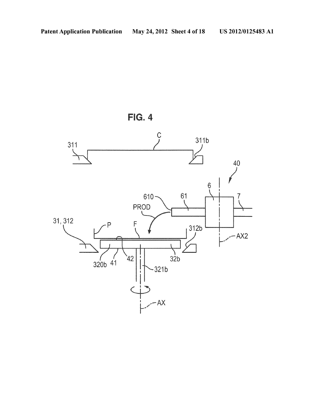 DEVICE AND METHOD FOR DISPENSING A PRODUCT INTO A PETRI DISH - diagram, schematic, and image 05