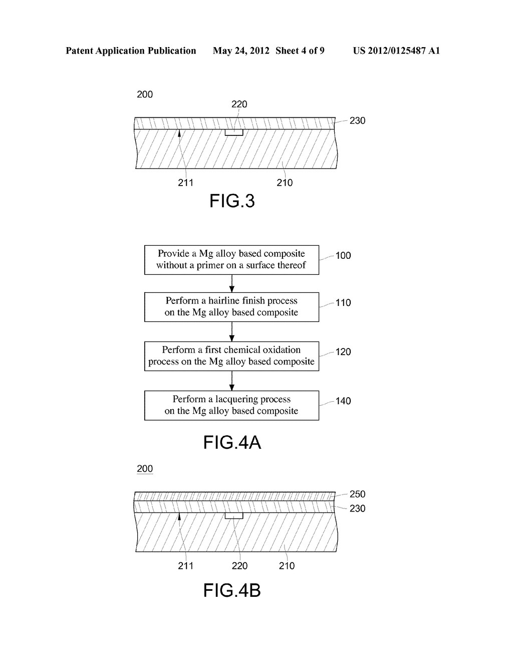 SURFACE TREATMENT METHOD OF MAGNESIUM ALLOY ARTICLE AND STRUCTURE THEREOF - diagram, schematic, and image 05