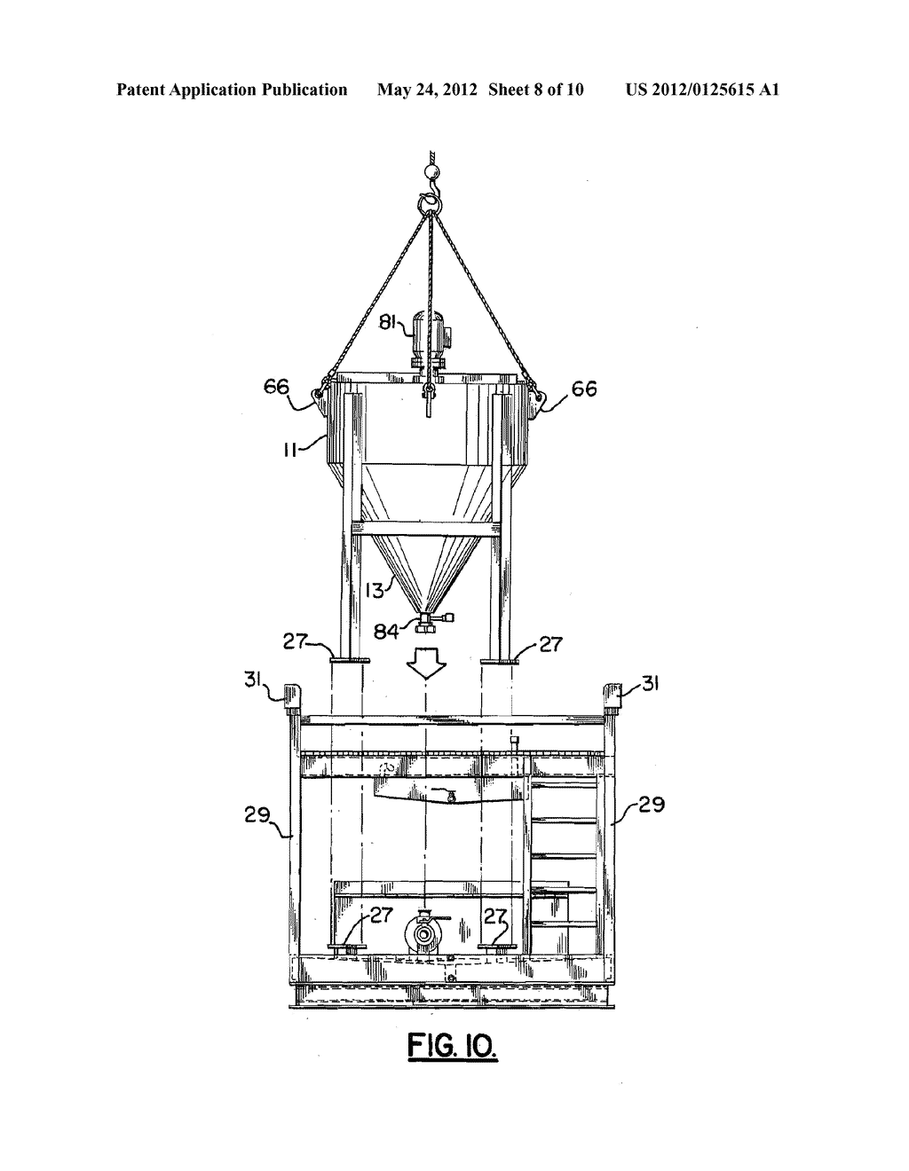 MIXING TANK AND METHOD OF USE - diagram, schematic, and image 09