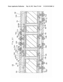 MULTILAYERED PRINTED CIRCUIT BOARD AND MANUFACTURING METHOD THEREOF diagram and image