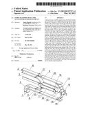 STORE-TRANSPORT DEVICE FOR ELONGATED ROD SHAPED ELEMENTS diagram and image