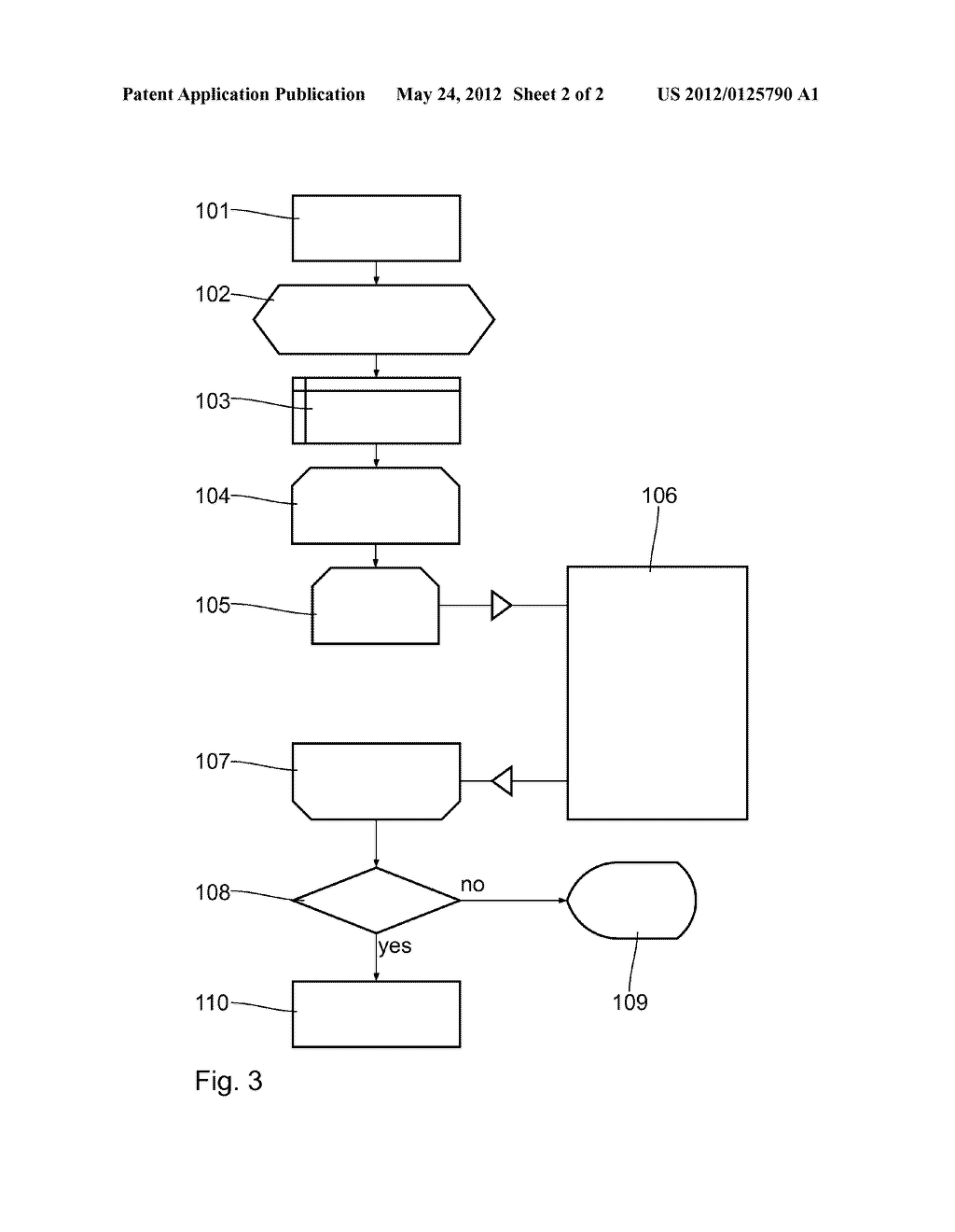ELECTROCHEMICAL SENSOR FOR MEASURING THE OXYGEN PARTIAL PRESSURE IN A     PROCESS FLUID AND A METHOD FOR TESTING ITS FUNCTION - diagram, schematic, and image 03