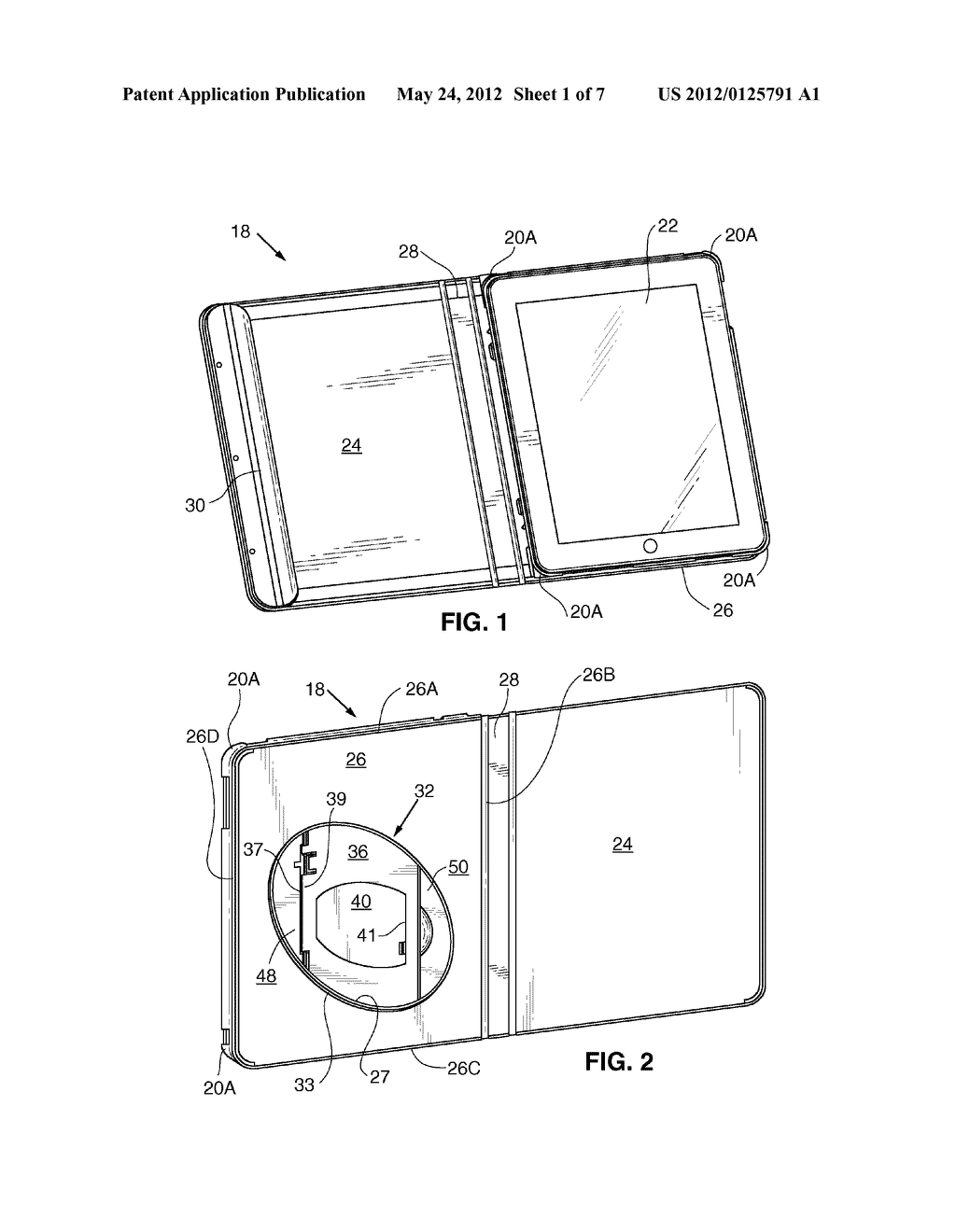 CARRYING CASE FOR DISPLAY APPARATUS - diagram, schematic, and image 02