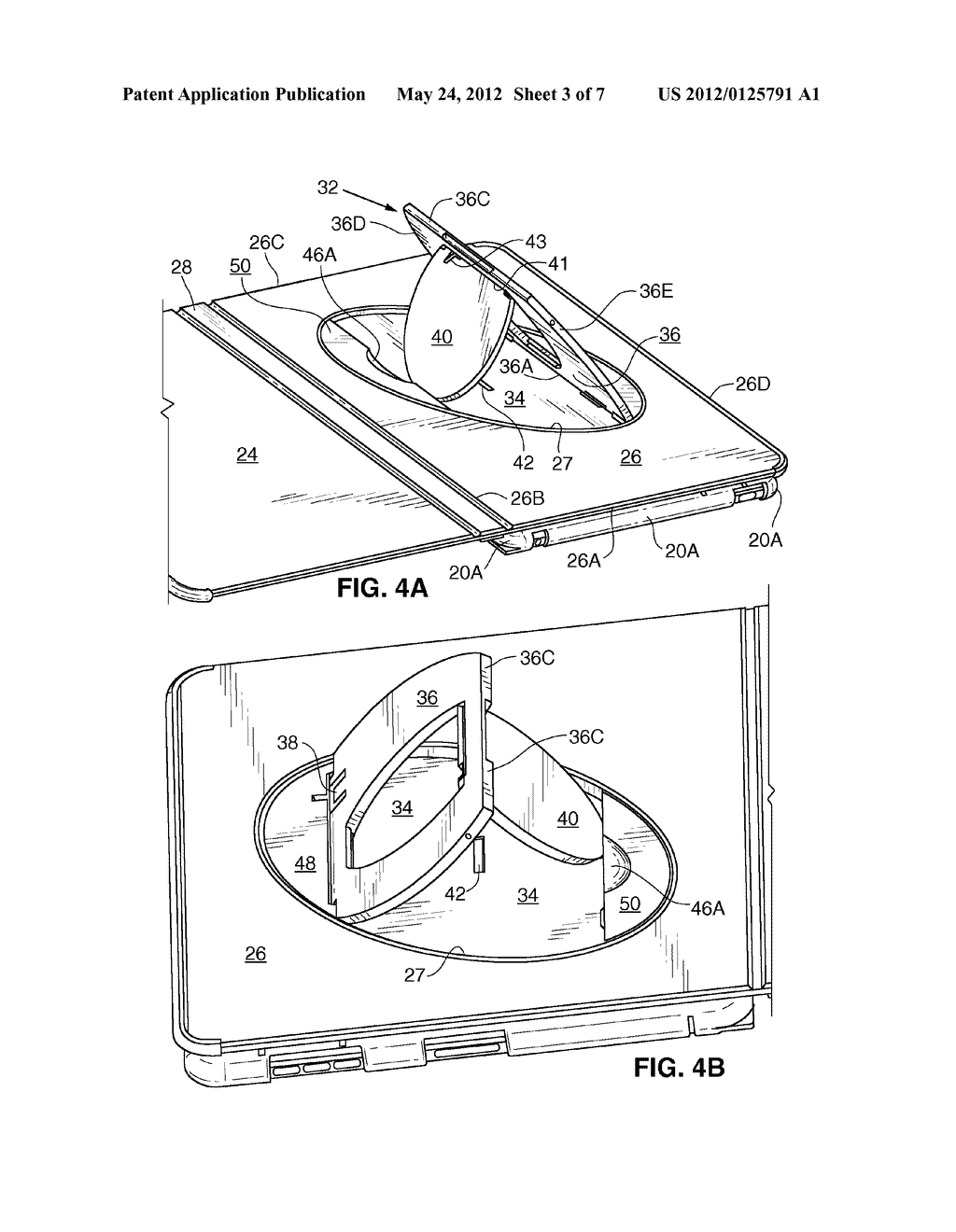 CARRYING CASE FOR DISPLAY APPARATUS - diagram, schematic, and image 04