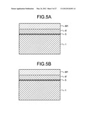 NONVOLATILE SEMICONDUCTOR MEMORY DEVICE AND METHOD FOR MANUFACTURING     NONVOLATILE SEMICONDUCTOR MEMORY DEVICE diagram and image