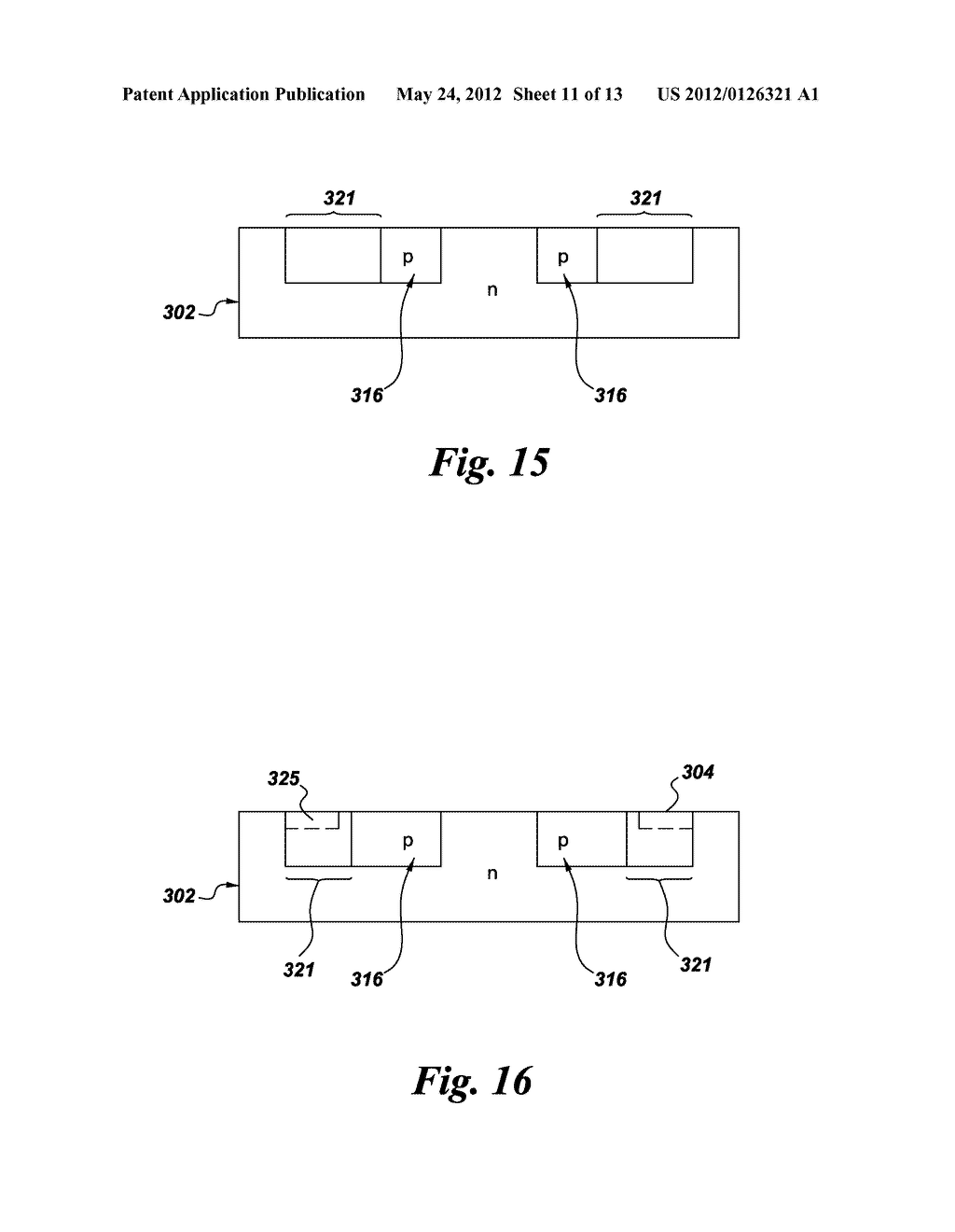 SEMICONDUCTOR DEVICE AND METHOD OF MAKING THE SAME - diagram, schematic, and image 12