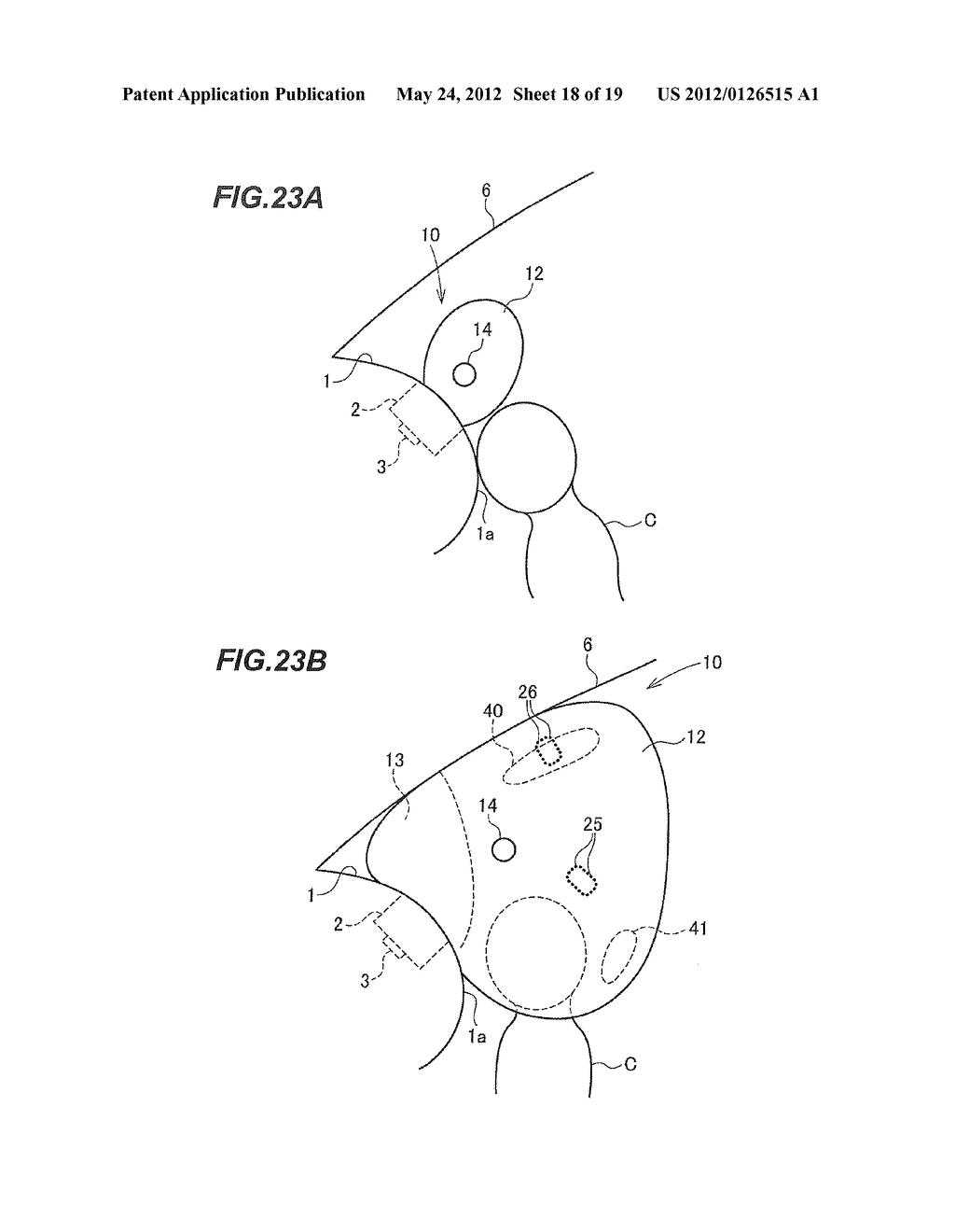 PASSENGER-SIDE AIRBAG FOLDED BODY AND PASSENGER-SIDE AIRBAG APPARATUS - diagram, schematic, and image 19