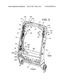 COUPLING MECHANISM FOR HEADREST OF VEHICLE SEAT diagram and image