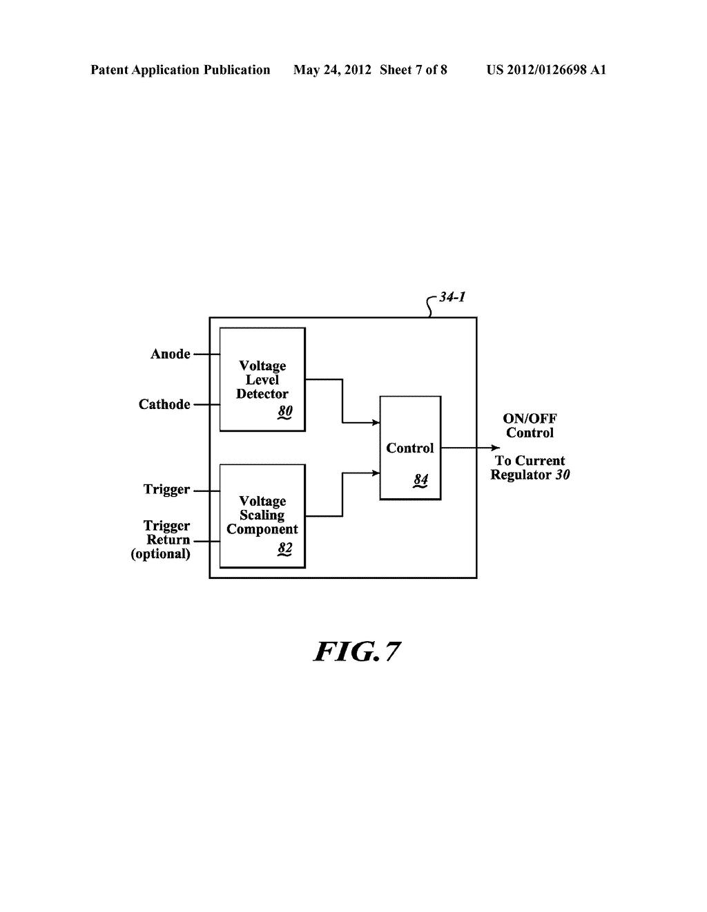 Led Light Power Supply Diagram Schematic Diagrams Circuit Anti Collision Having A Xenon Computer