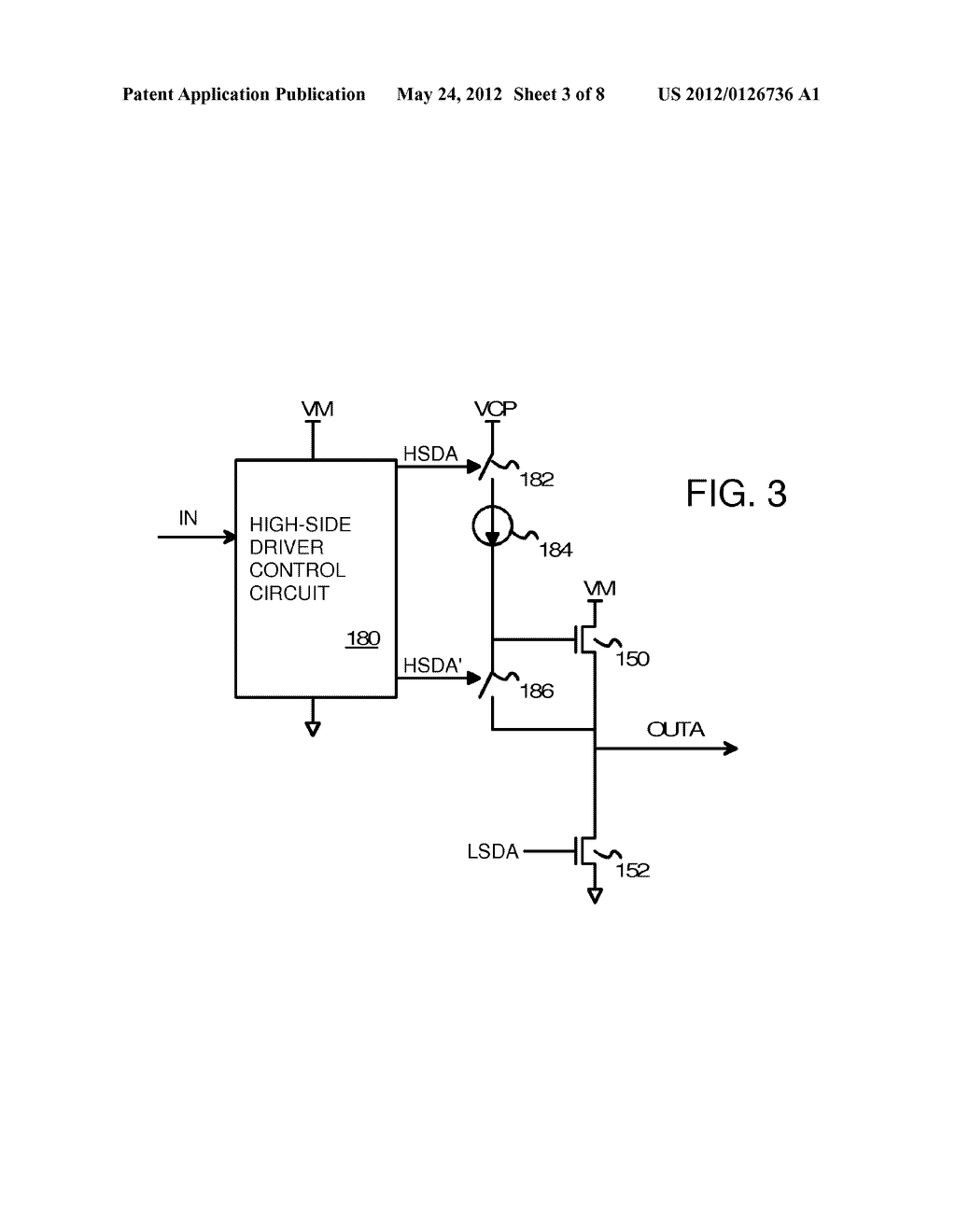 Bootstrapped High Side Driver Control Without Static Dc Current For Bridge Motor Circuit Schematic Driving A Diagram And Image 04