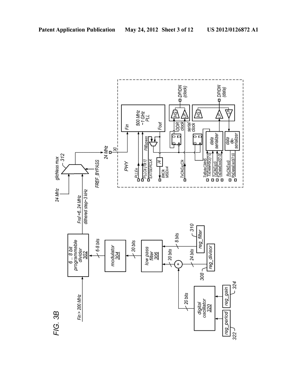 Adjusting PLL Clock Source To Reduce Wireless Communication Interference