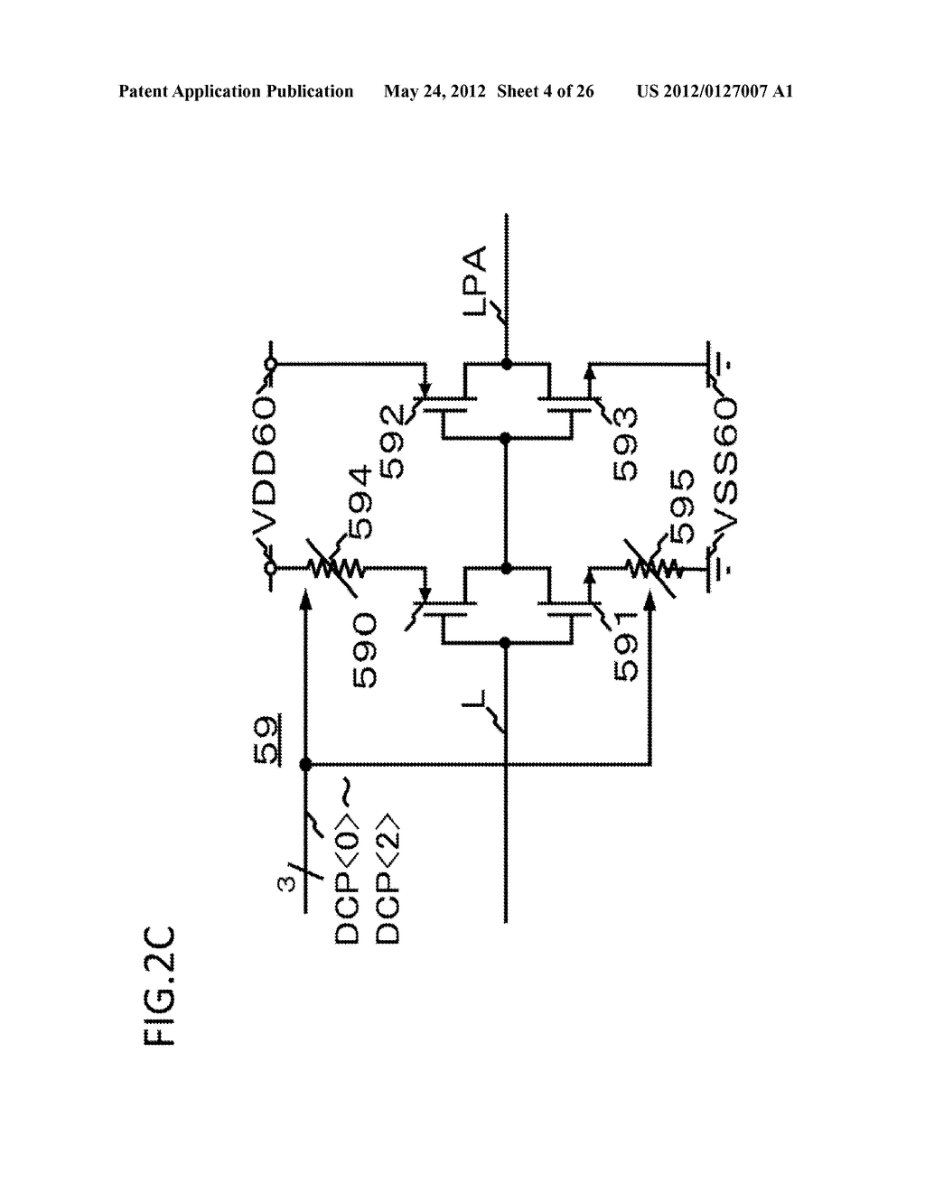 COMPARISON CIRCUIT AND ANALOG-TO-DIGITAL CONVERSION DEVICE - diagram, schematic, and image 05