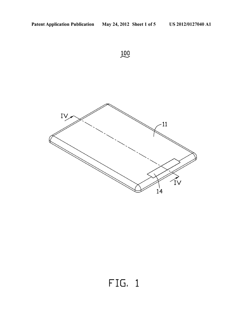 ELECTRONIC DEVICE HOUSING ASSEMBLY AND MANUFACTURING METHOD THEREOF - diagram, schematic, and image 02