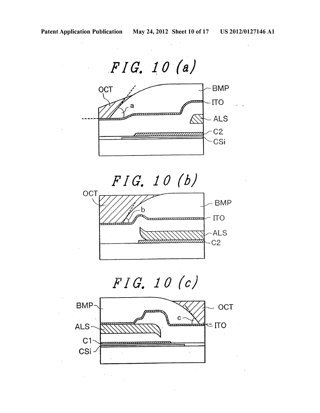 Organic Electroluminescent Light Emitting Display Device - diagram, schematic, and image 11