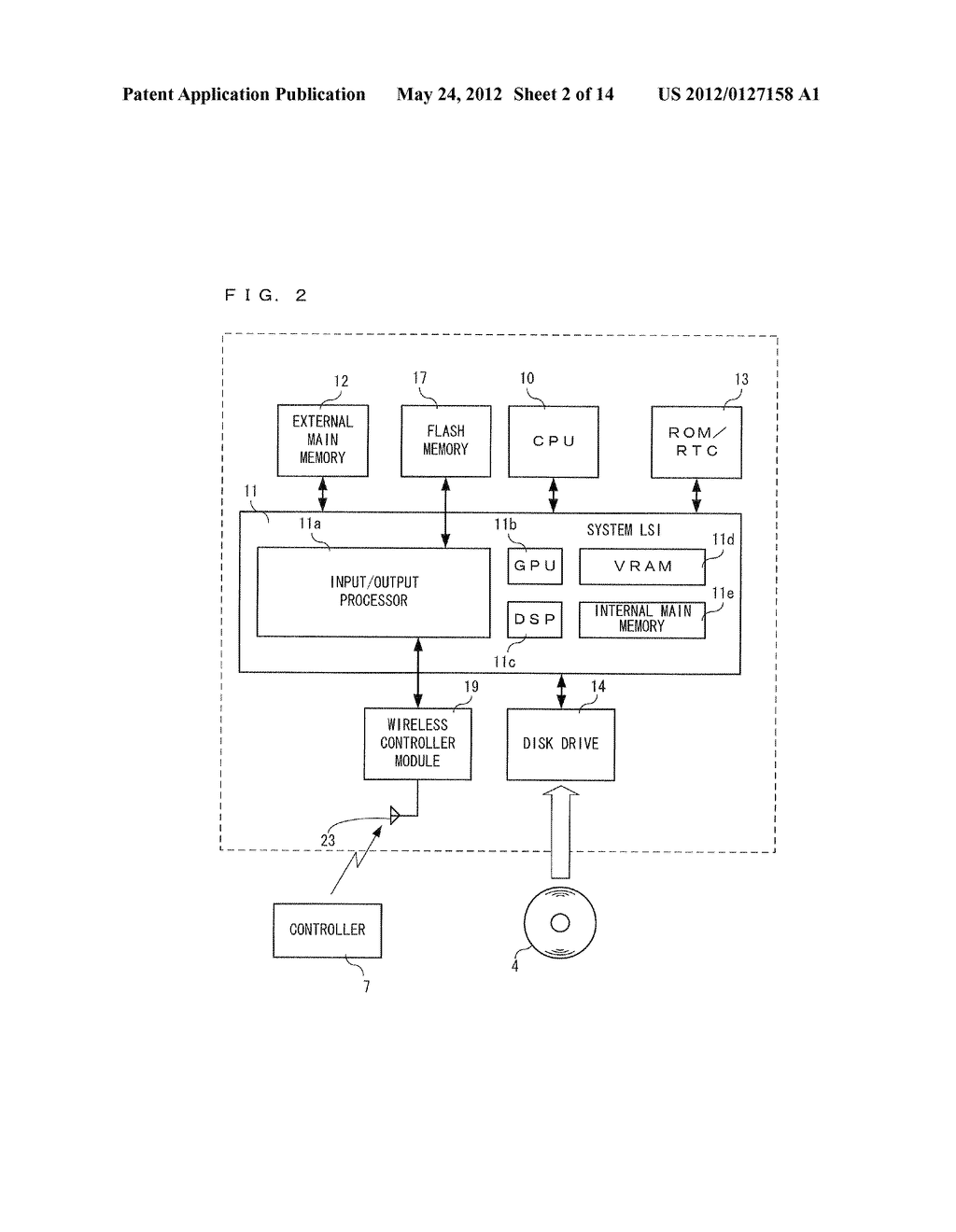 COMPUTER READABLE STORAGE MEDIUM HAVING STORED THEREON IMAGE PROCESSING     PROGRAM, IMAGE PROCESSING APPARATUS, IMAGE PROCESSING METHOD, AND IMAGE     PROCESSING SYSTEM - diagram, schematic, and image 03