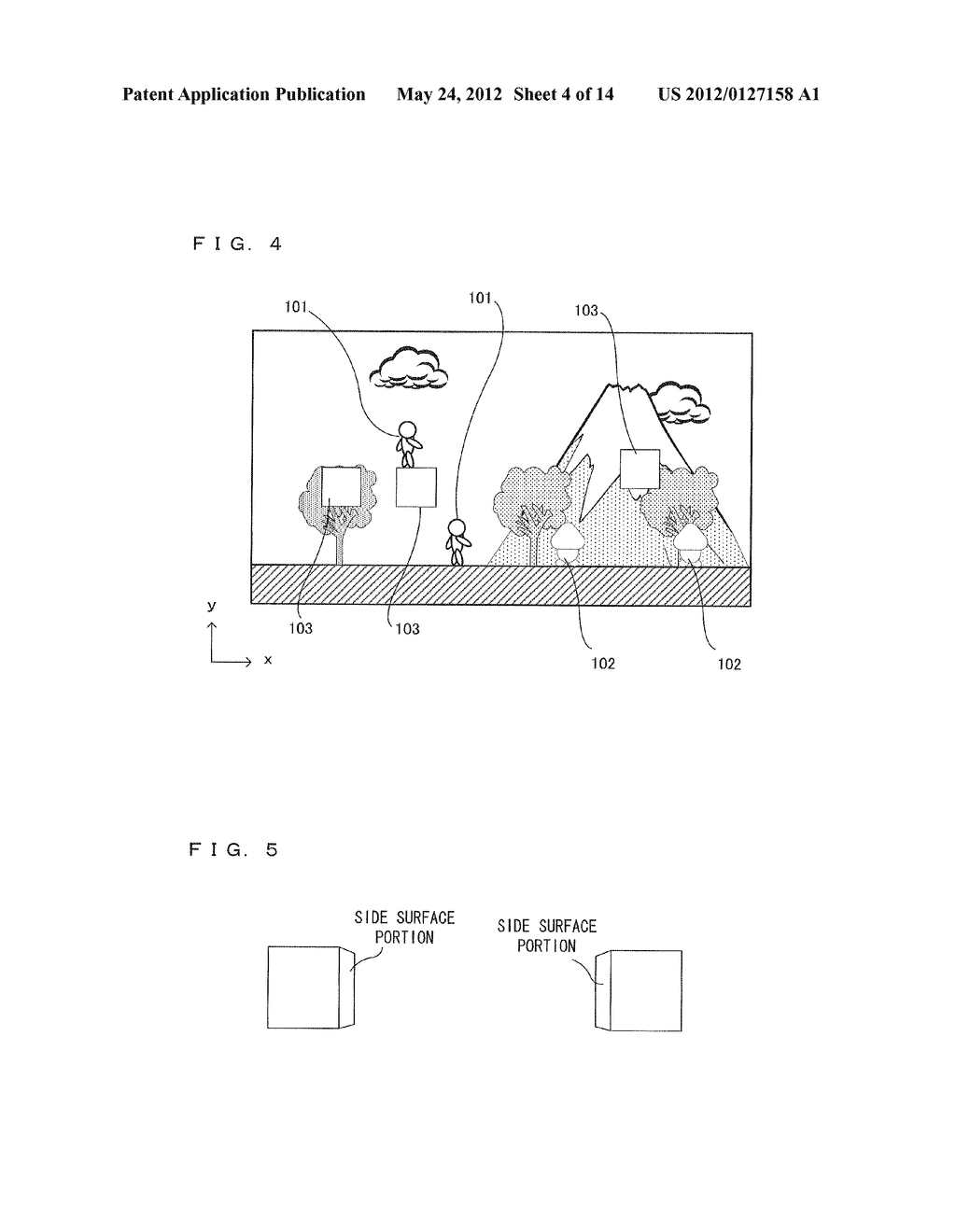 COMPUTER READABLE STORAGE MEDIUM HAVING STORED THEREON IMAGE PROCESSING     PROGRAM, IMAGE PROCESSING APPARATUS, IMAGE PROCESSING METHOD, AND IMAGE     PROCESSING SYSTEM - diagram, schematic, and image 05