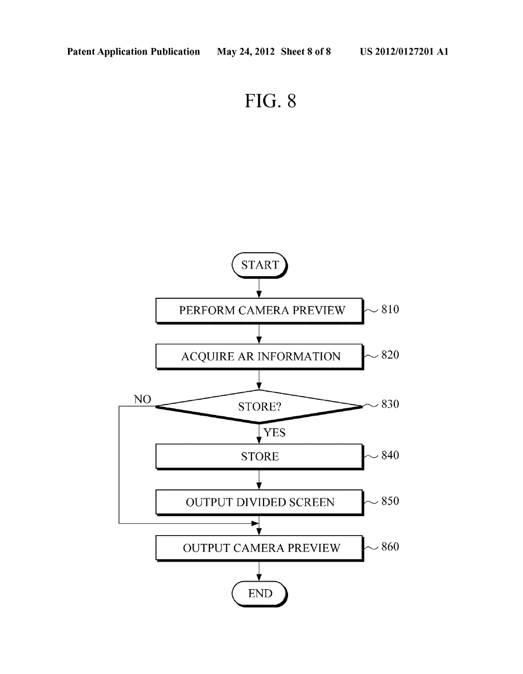 APPARATUS AND METHOD FOR PROVIDING AUGMENTED REALITY USER INTERFACE - diagram, schematic, and image 09