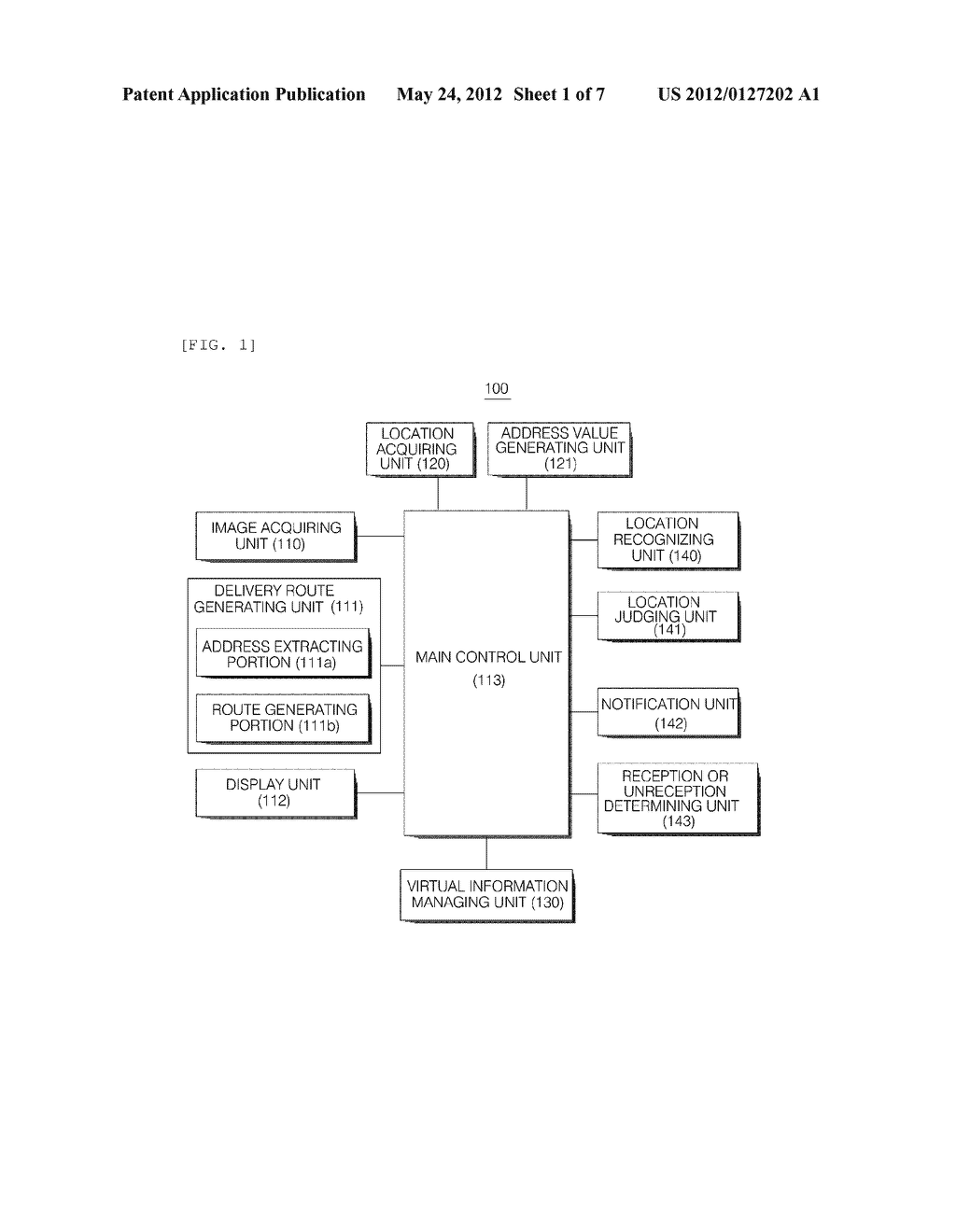 SYSTEM AND METHOD FOR PROVIDING DELIVERY INFORMATION - diagram, schematic, and image 02