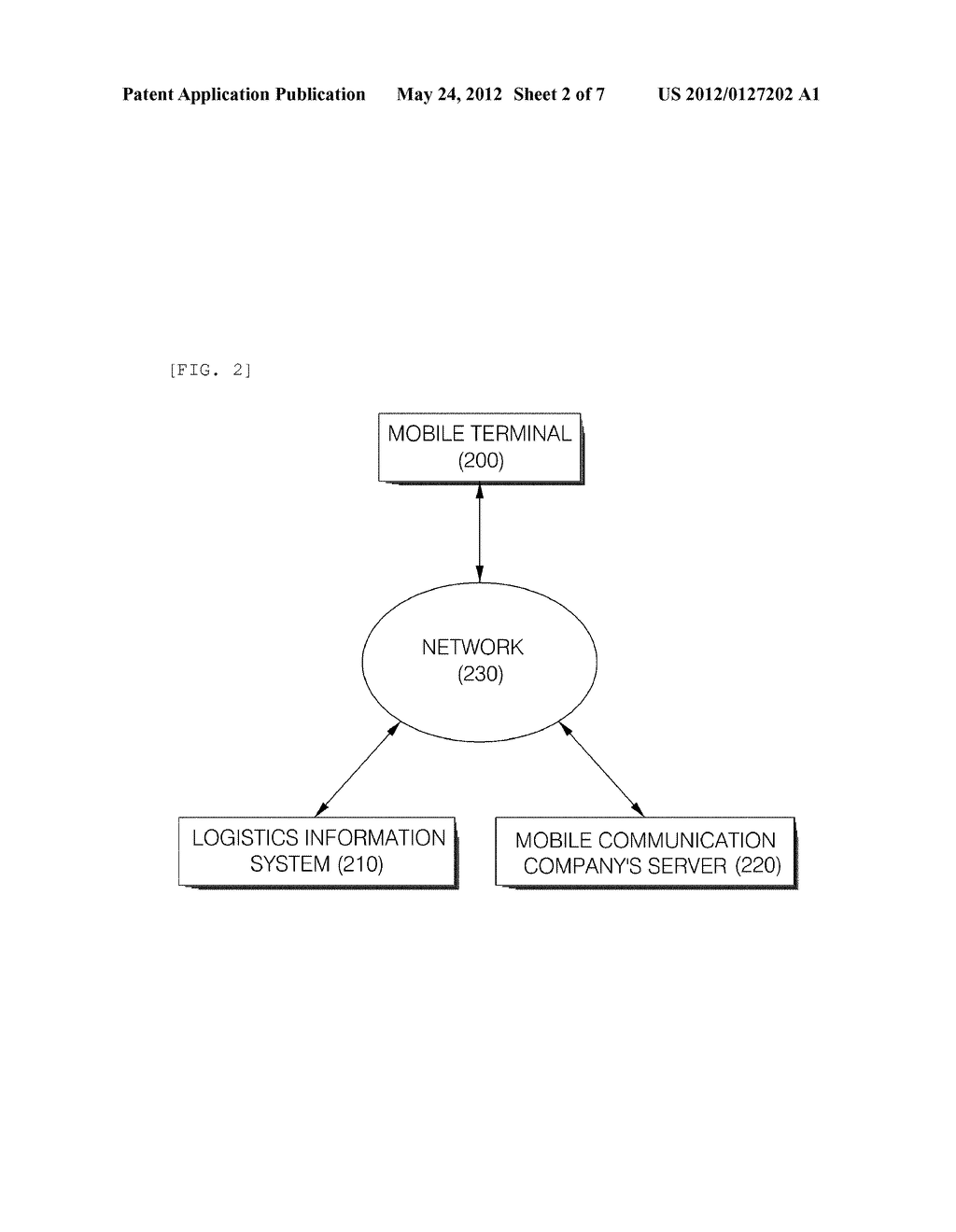 SYSTEM AND METHOD FOR PROVIDING DELIVERY INFORMATION - diagram, schematic, and image 03