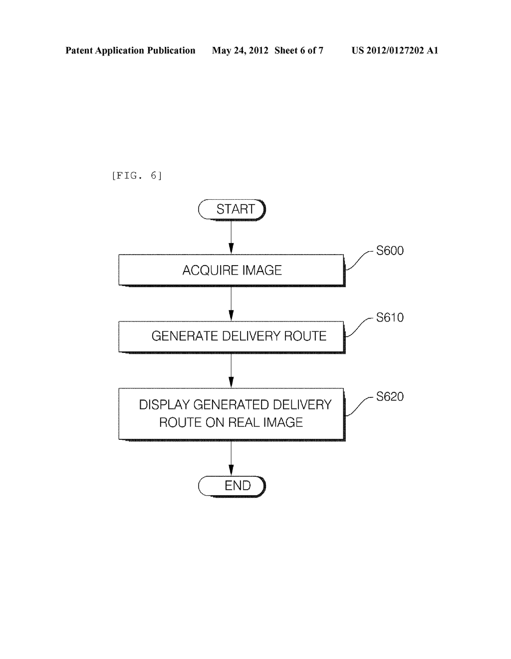 SYSTEM AND METHOD FOR PROVIDING DELIVERY INFORMATION - diagram, schematic, and image 07