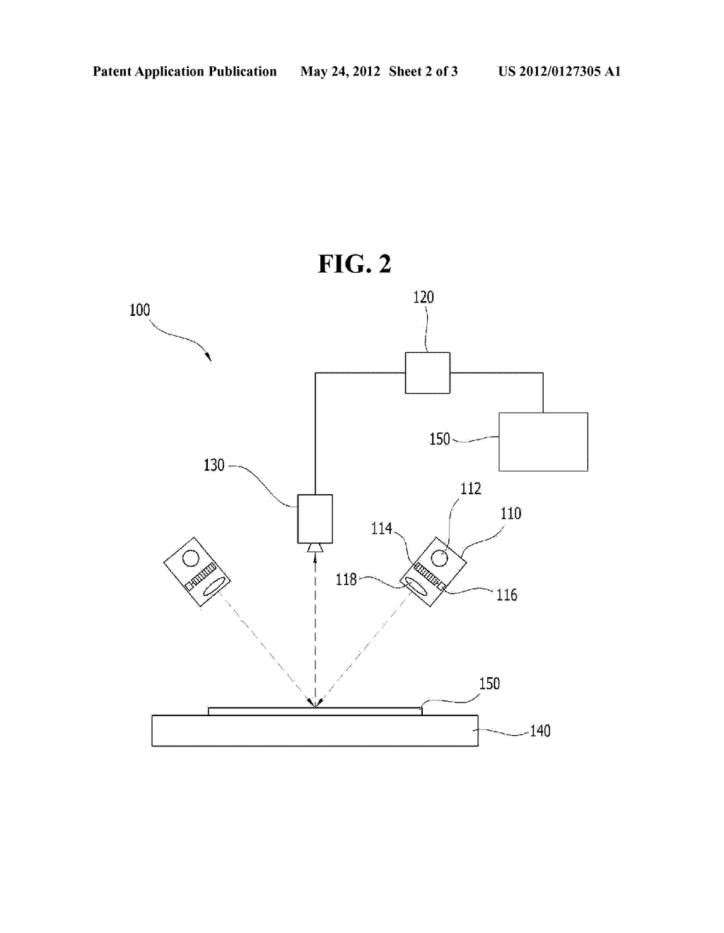 METHOD AND APPARATUS OF PROFILING A SURFACE - diagram, schematic, and image 03