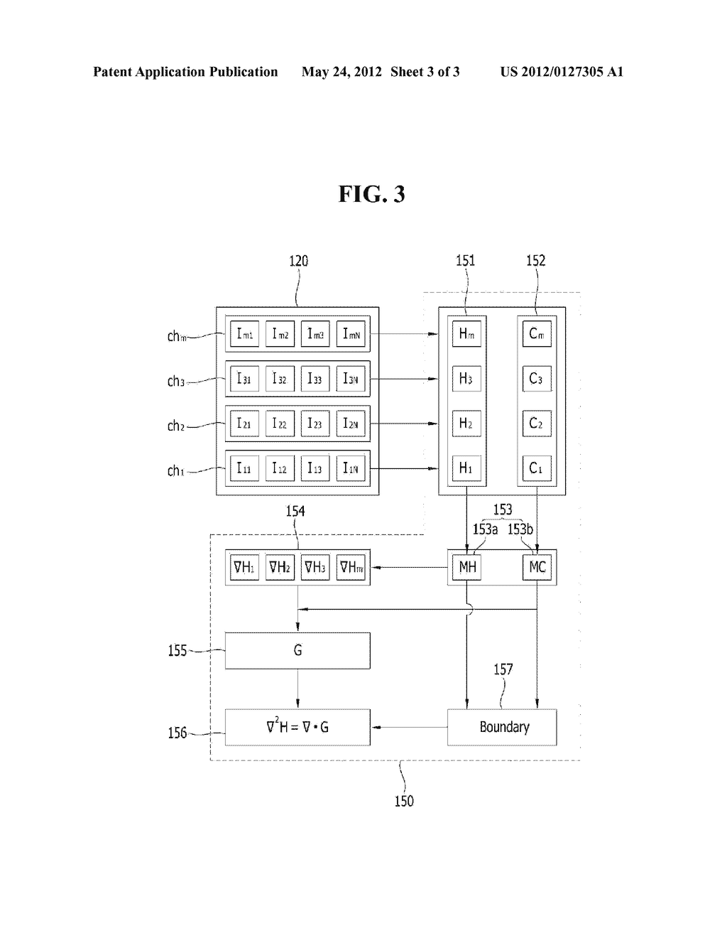 METHOD AND APPARATUS OF PROFILING A SURFACE - diagram, schematic, and image 04