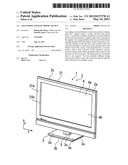 Television and Electronic Device diagram and image