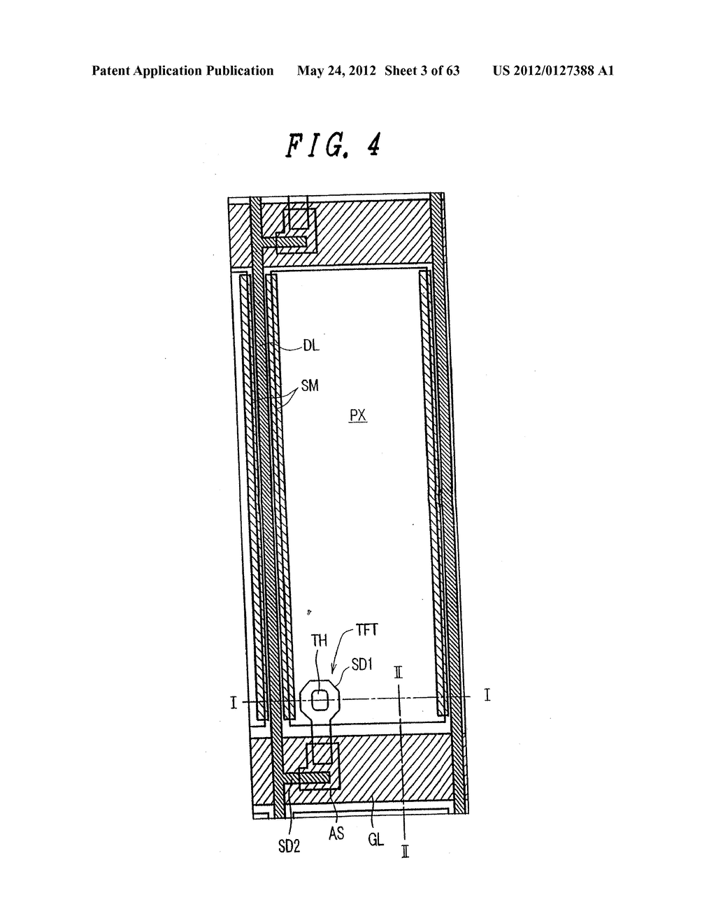 Liquid Crystal Display Device, Display Device and Manufacturing Method     Thereof - diagram, schematic, and image 04