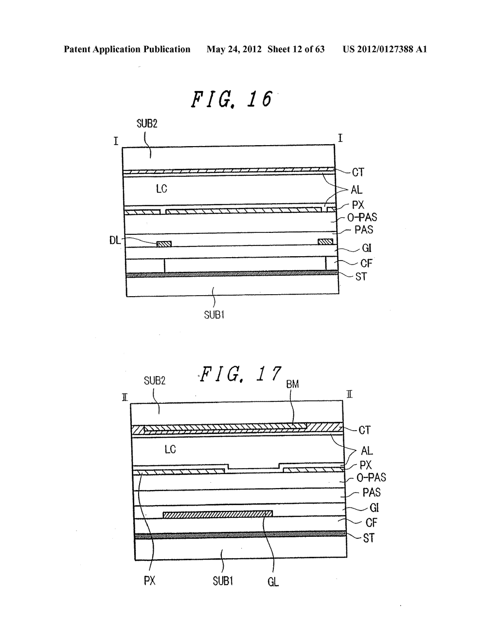 Liquid Crystal Display Device, Display Device and Manufacturing Method     Thereof - diagram, schematic, and image 13