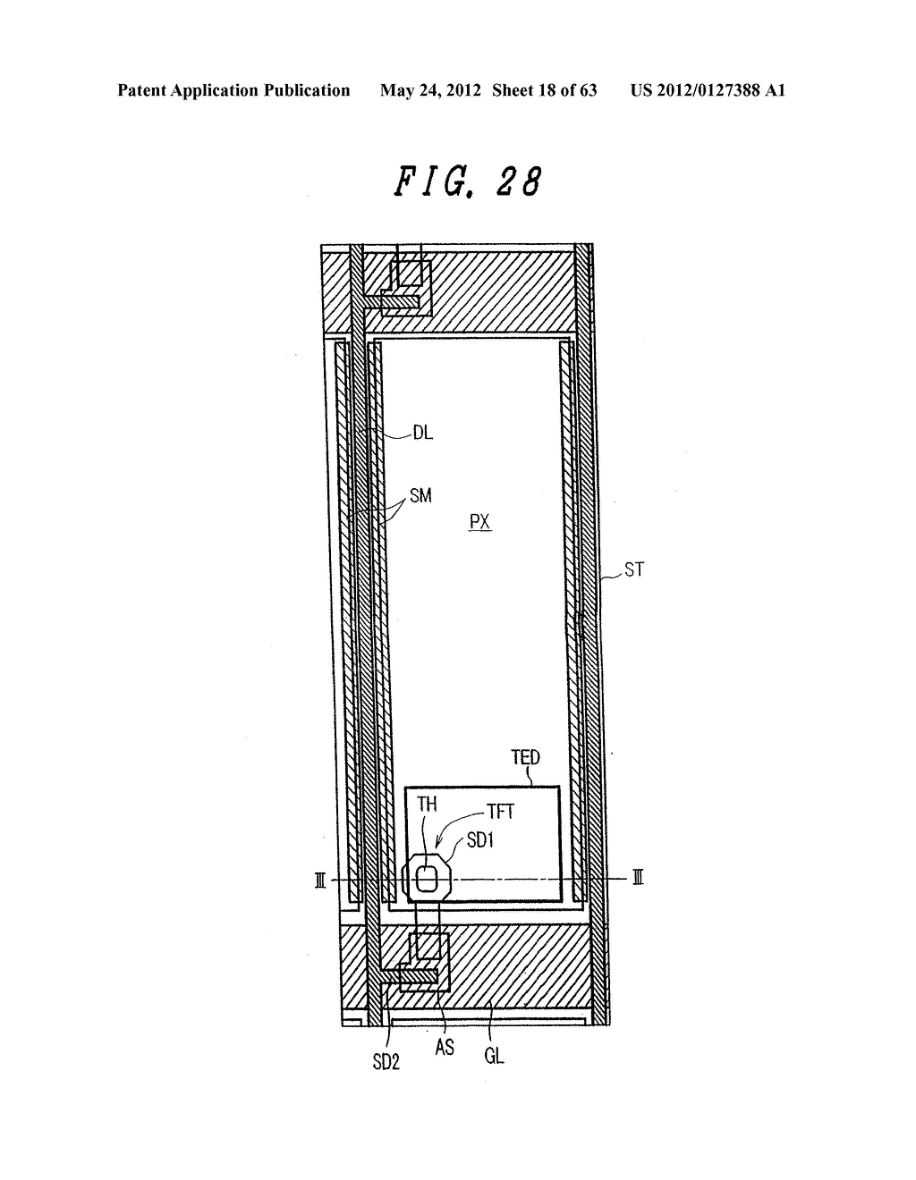Liquid Crystal Display Device, Display Device and Manufacturing Method     Thereof - diagram, schematic, and image 19