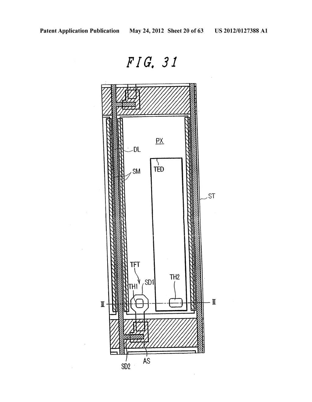 Liquid Crystal Display Device, Display Device and Manufacturing Method     Thereof - diagram, schematic, and image 21
