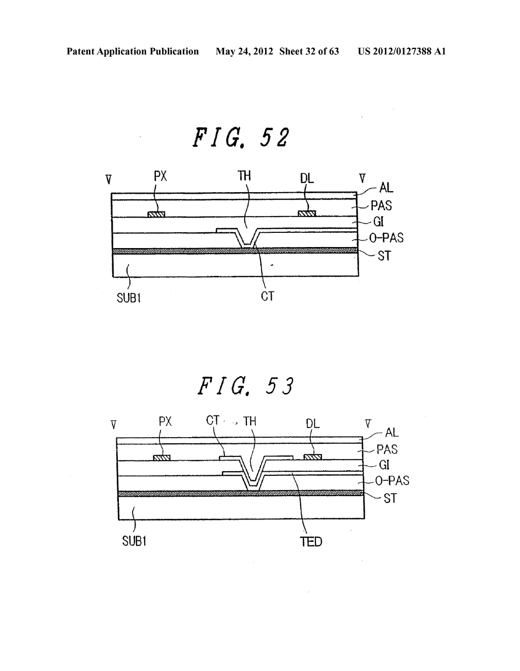 Liquid Crystal Display Device, Display Device and Manufacturing Method     Thereof - diagram, schematic, and image 33