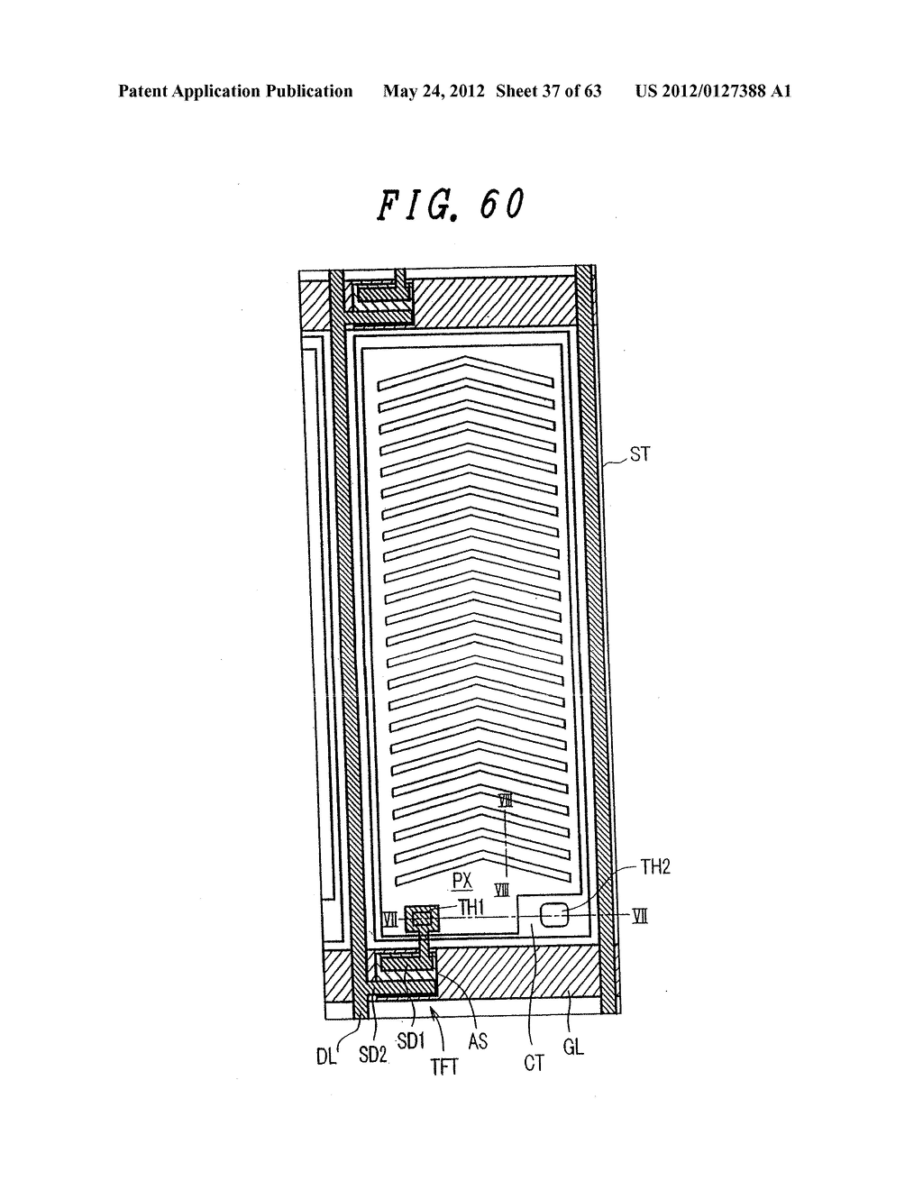 Liquid Crystal Display Device, Display Device and Manufacturing Method     Thereof - diagram, schematic, and image 38