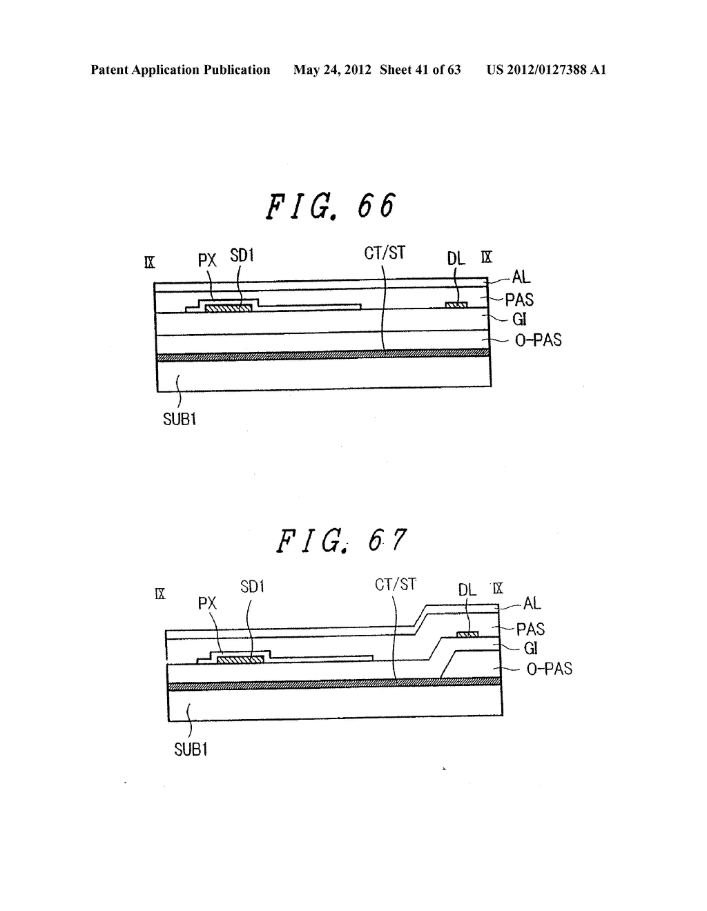 Liquid Crystal Display Device, Display Device and Manufacturing Method     Thereof - diagram, schematic, and image 42