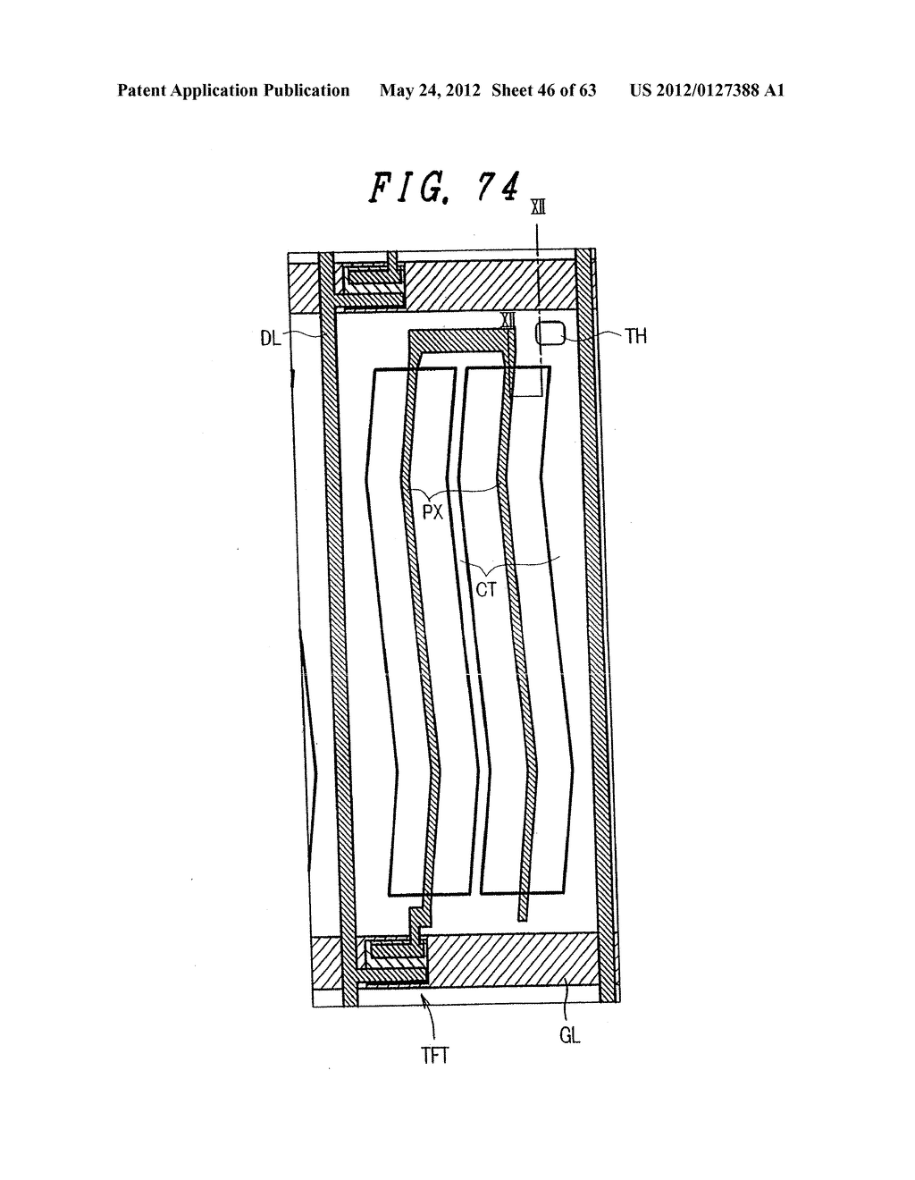 Liquid Crystal Display Device, Display Device and Manufacturing Method     Thereof - diagram, schematic, and image 47