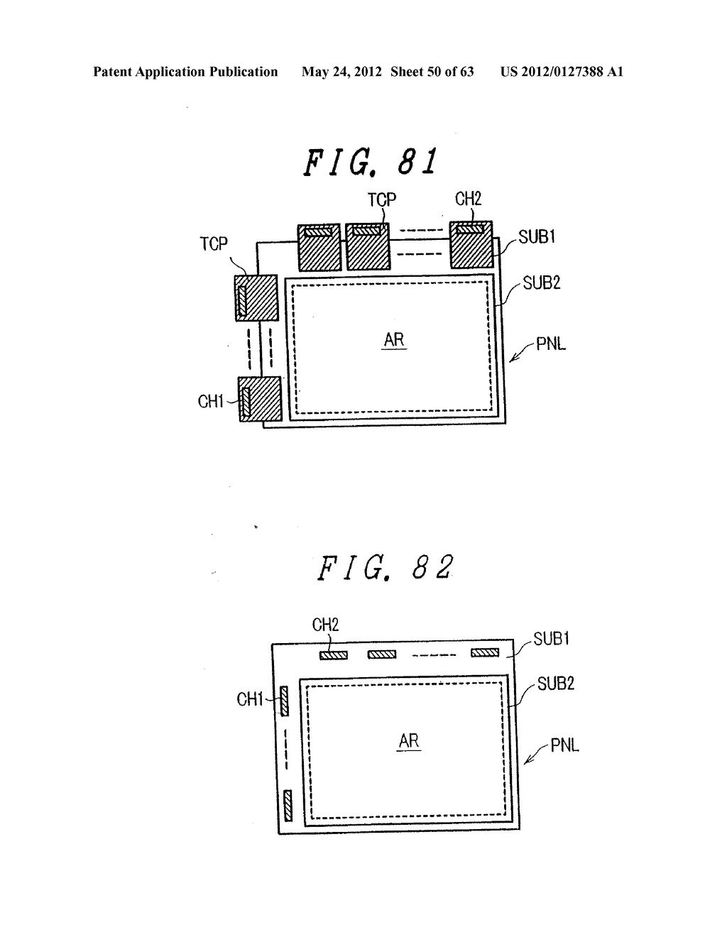 Liquid Crystal Display Device, Display Device and Manufacturing Method     Thereof - diagram, schematic, and image 51