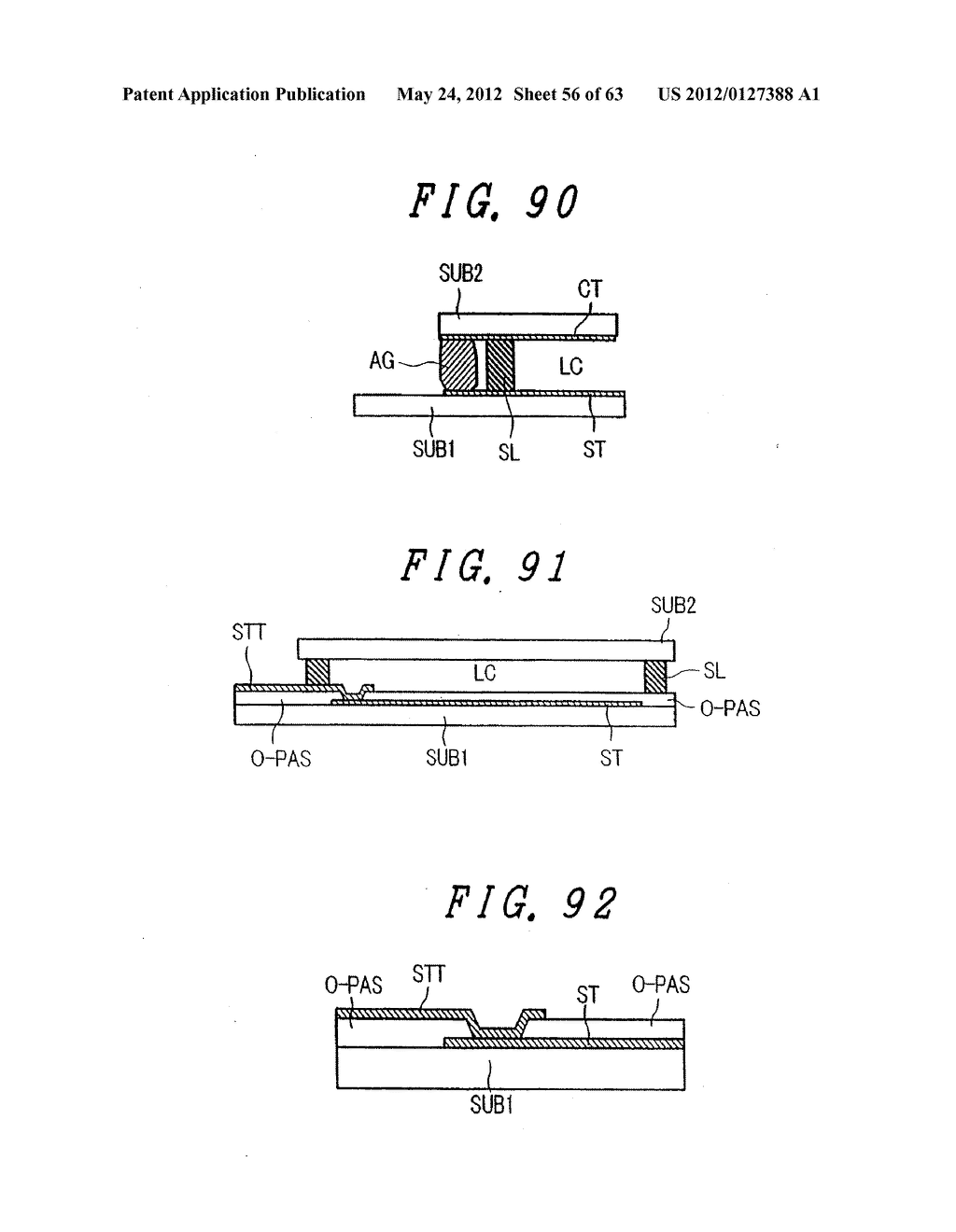 Liquid Crystal Display Device, Display Device and Manufacturing Method     Thereof - diagram, schematic, and image 57