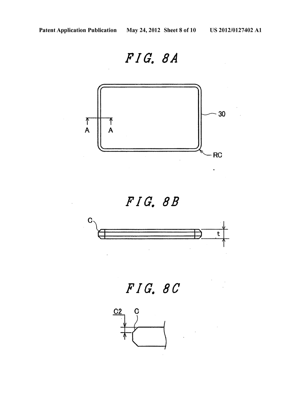 Liquid Crystal Display Device - diagram, schematic, and image 09