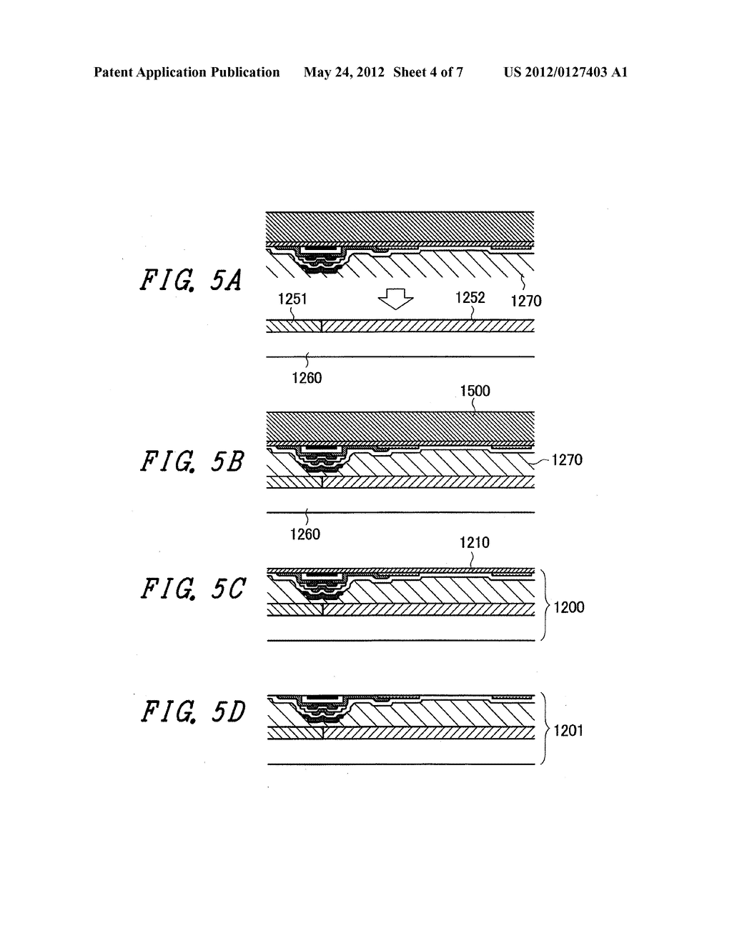 Image Display Device and Manufacturing Method of the Same - diagram, schematic, and image 05