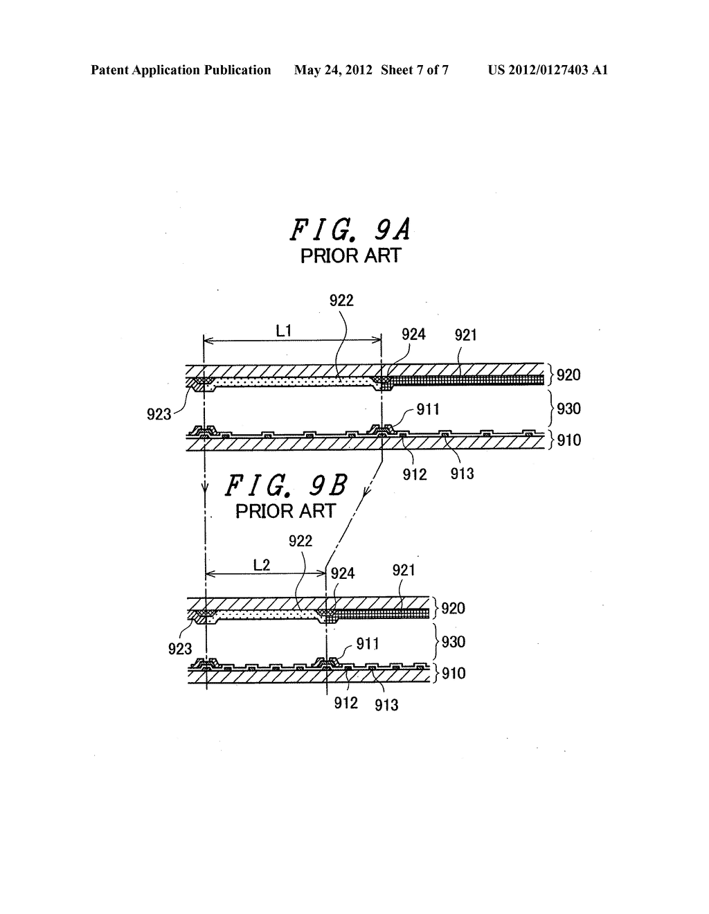 Image Display Device and Manufacturing Method of the Same - diagram, schematic, and image 08