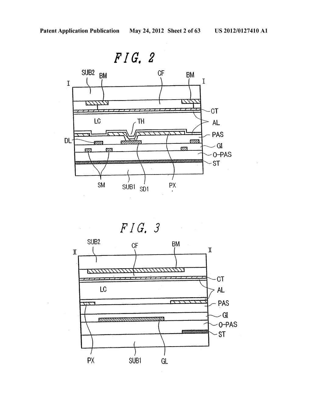 LIQUID CRYSTAL DISPLAY DEVICE, DISPLAY DEVICE AND MANUFACTURING METHOD     THEREOF - diagram, schematic, and image 03