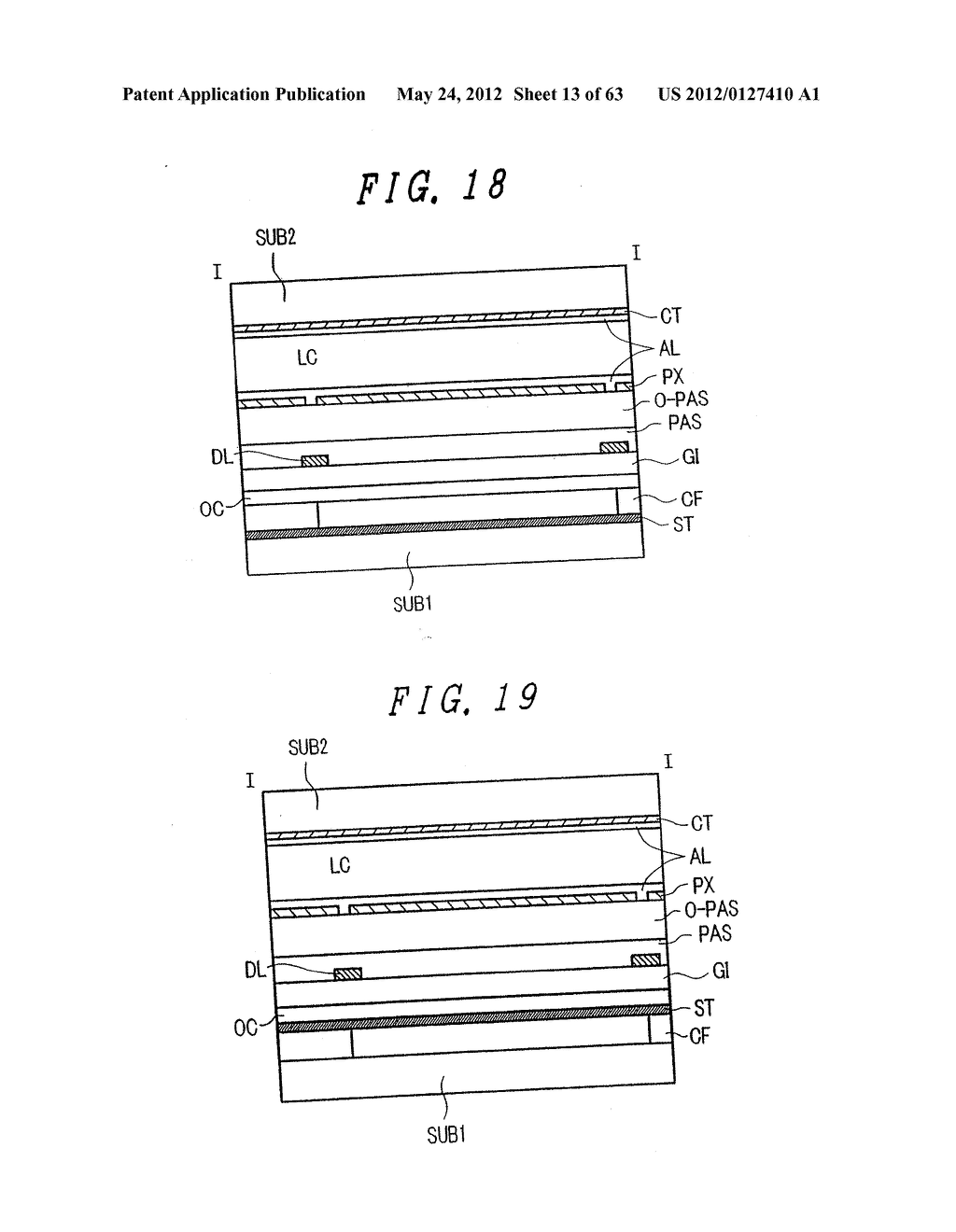 LIQUID CRYSTAL DISPLAY DEVICE, DISPLAY DEVICE AND MANUFACTURING METHOD     THEREOF - diagram, schematic, and image 14