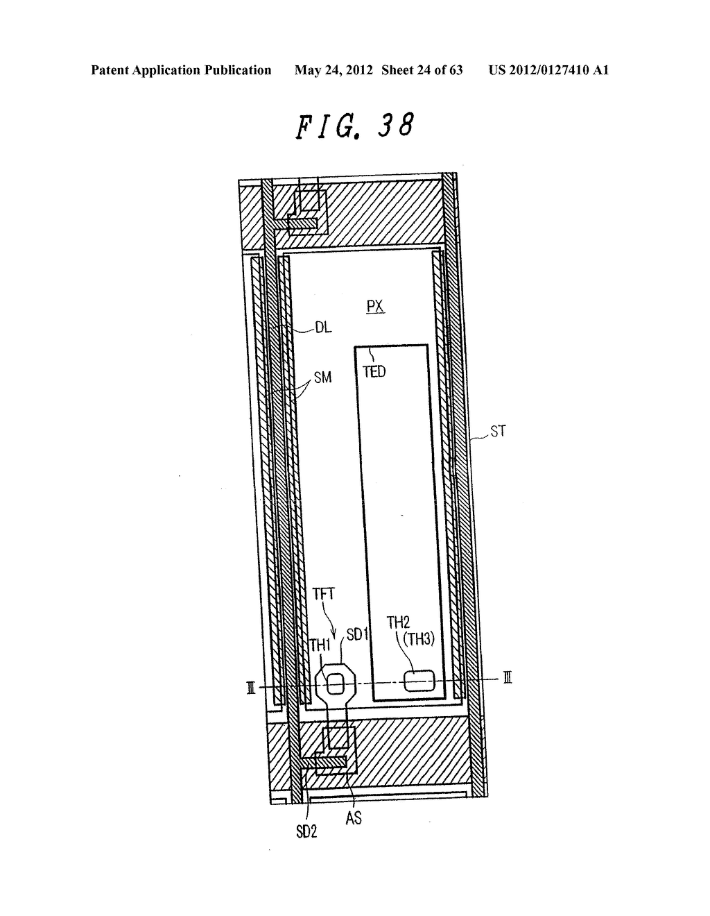 LIQUID CRYSTAL DISPLAY DEVICE, DISPLAY DEVICE AND MANUFACTURING METHOD     THEREOF - diagram, schematic, and image 25